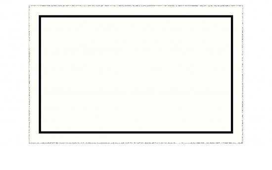 Bütten-Karte